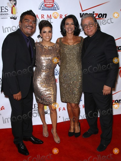 Alejandra Guzman Photo - 15 October 2011 - Las Vegas Nevada - George Lopez Eva Longoria Alejandra GuzmanEdward James Olmos   Eva Longoria and George Lopez host Padres Contra El Cancer Gala inside The Tropicana Hotel and Casino  Photo Credit MJTAdMedia