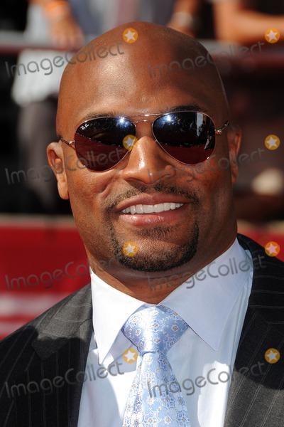 Amani Toomer Photo - 11 July 2012 - Los Angeles California - Amani Toomer 2012 ESPY Awards - Arrivals held at Nokia Theatre LA Live Photo Credit Byron PurvisAdMedia