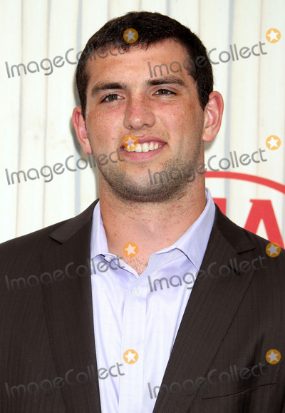 Andrew Luck Photo - 8 June 2013 - Culver City California - Andrew Luck 2013 Spike TV Guys Choice Awards held at Sony Pictures Studios Photo Credit Russ ElliotAdMedia
