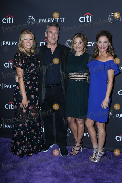 Candace Cameron Photo - 14 September 2017 - Beverly Hills California - Jodie Sweetin Jeff Franklin Candace Cameron-Bure Andrea Barber The Paley Center for Medias 11th Annual PaleyFest fall TV previews Los Angeles for Netflix at held at The Paley Center for Medi Photo Credit PMAAdMedia