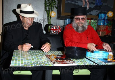 Richard Harrison Photo - 14 December 2013 - Las Vegas NV -  Richard Harrison Sr Mark Hall-Patton Richard The Old Man Harrison from Pawn Stars signs autographs at Rachels Kitchen Downtown at The Ogden during a fundraiser for the Where Angels Play FoundationPhoto Credit mjtAdMedia