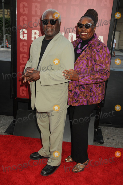 Art Evans Photo - 10 June 2015 - Los Angeles California - Art Evans Babe Evans LA Film Festival 2015 Opening Night Premiere of Grandma held at Regal Cinemas LA Live Photo Credit Byron PurvisAdMedia