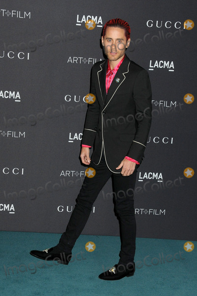 Jared Leto Photo - 7 November 2015 - Los Angeles California - Jared Leto LACMA 2015 ArtFilm Gala held at LACMA Photo Credit Byron PurvisAdMedia