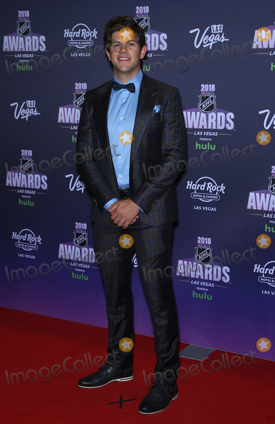 Andrew Herr Photo - 20 June 2018 - Las Vegas Nevada - Andrew Herr 2018 NHL Awards Red Carpet the Hard Rock Hotel and Casino Photo Credit MJTAdMedia