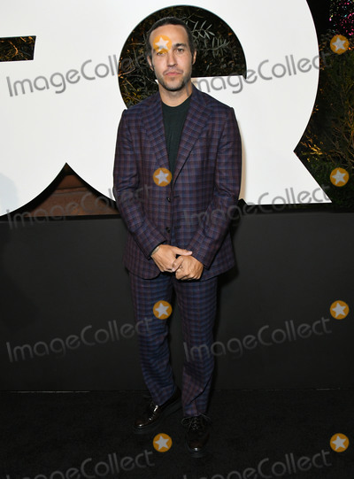 Pete Wentz Photo - 05 December 2019 - West Hollywood California - Pete Wentz 2019 GQ Men Of The Year held at The West Hollywood Edition Photo Credit Birdie ThompsonAdMedia
