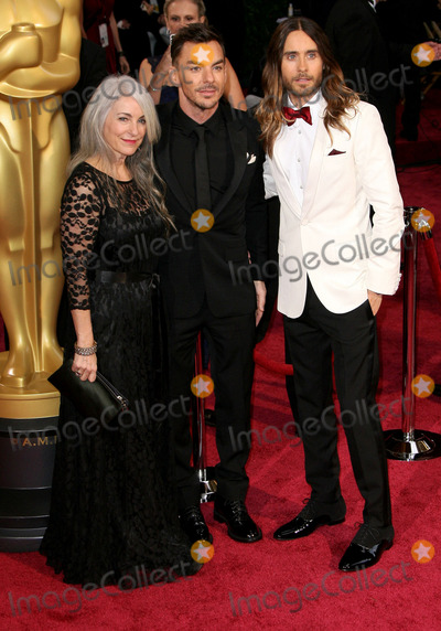 Shannon Leto Photo - 02 March 2014 - Hollywood California -  Constance Leto Jared Leto Shannon Leto 86th Annual Academy Awards held at the Dolby Theatre at Hollywood  Highland Center Photo Credit AdMedia