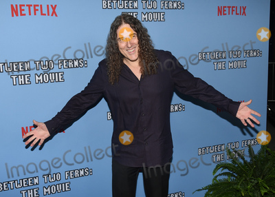 Al Yankovic Photo - 16 September 2019 - Hollywood California - Weird Al Yankovic Netflixs Between Two Ferns The Movie Los Angeles Premiere held at ArcLight Hollywood Photo Credit Billy BennightAdMedia