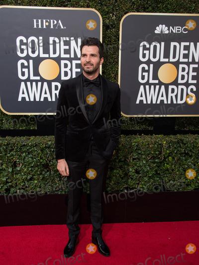 Andrea Iervolino Photo - 07 January 2018 - Beverly Hills California - Andrea Iervolino 75th Annual Golden Globe Awards held at the Beverly Hilton Photo Credit HFPAAdMedia