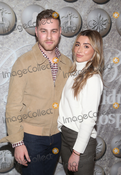 Cameron Fuller Photo - 7 December 2019 - West Hollywood California - Cameron Fuller Lauren Elizabeth Brooks Brothers Annual Holiday Celebration To Benefit St Jude held at The West Hollywood EDITION Photo Credit FSAdMedia