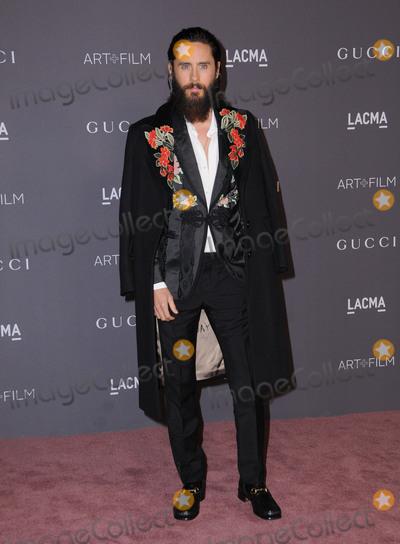 Jared Leto Photo - 04 November  2017 - Los Angeles California - Jared Leto 2017 LACMA ArtFilm Gala held at LACMA in Los Angeles Photo Credit Birdie ThompsonAdMedia