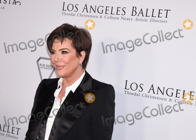 Kris Jenner Photo - 28 February 2020 - Santa Monica California - Kris Jenner Los Angeles Ballet Gala at The Broad Stage Photo Credit Billy BennightAdMedia