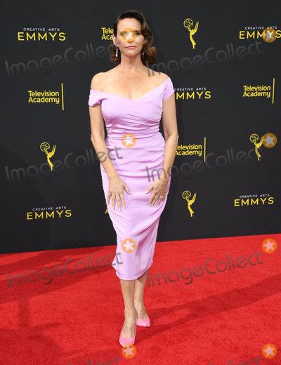 Amy Landecker Photo - 15 September 2019 - Los Angeles California - Amy Landecker 2019 Creative Arts Emmys Awards - Arrivals held at Microsoft Theater LA Live Photo Credit Birdie ThompsonAdMedia