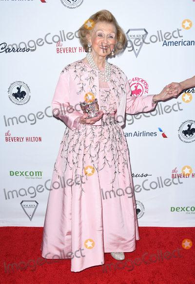 Barbara Davis Photo - 06 October 2018 - Beverly Hills California - Barbara Davis 2018 Carousel of Hope held at Beverly Hilton Hotel Photo Credit Birdie ThompsonAdMedia