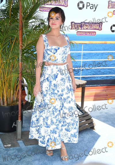 Selena Gomez Photo - 30 June 2018 - Westwood California - Selena Gomez Hotel Transylvania 3 Summer Vacation Los Angeles Premiere held at Regency Village Theater  Photo Credit Birdie ThompsonAdMedia