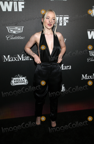 Doves Photo - 7 February 2020 - Hollywood California - Dove Cameron 13th Annual Women In Film Female Oscar Nominees Party held at Sunset Room Hollywood Photo Credit FSAdMedia