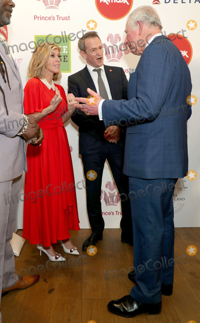 Alexander Armstrong Photo - 11032020 - Kate Garraway Alexander Armstrong and Prince Charles at The Princes Trust Awards 2020 At The London Palladium Photo Credit ALPRAdMedia