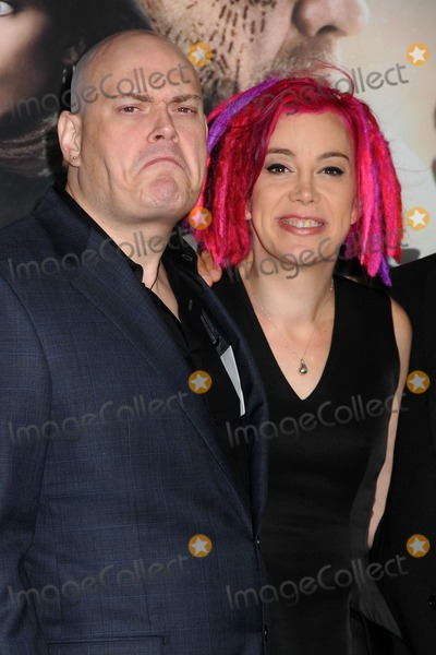 Andy Wachowski Photo - 24 October 2012 - Hollywood California - Andy Wachowski Lana Wachowski Cloud Atlas Los Angeles Premiere held at Graumans Chinese Theatre Photo Credit Byron PurvisAdMedia