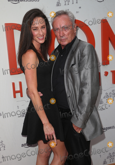 Udo Kier Photo - 11 July 2018 - Los Angeles California - Charlotte Taschen Udo Kier Dont Worry He Wont Get Far On Foot Los Angeles Premiere held at The Arclight Hollywood Photo Credit F SadouAdMedia