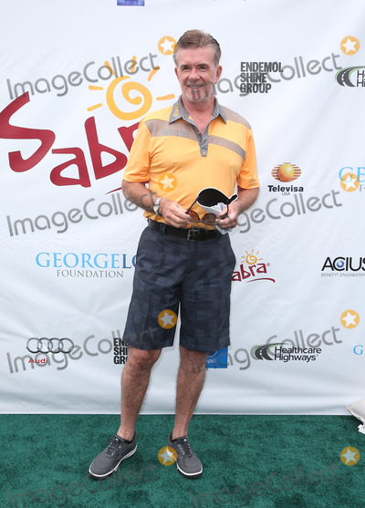 Alan Thicke Photo - 04  May 2015 - Toluca Lake Alan Thicke 8th Annual George Lopez Celebrity Golf Classic Held at The Lakeside Golf Club Photo Credit FSadouAdMedia