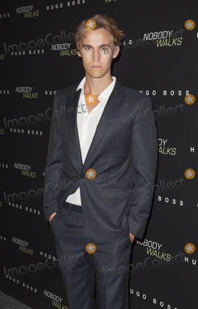 Rhys Wakefield Photo - Nicky Hilton2 October 2012 - West Hollywood California - Rhys Wakefield Hugo Boss and The Peggy Siegal Company presents the Los Angeles premiere of Magnolia Pictures Nobody Walks held at the ArcLight Hollywood Photo Credit Emiley SchweichAdMedia