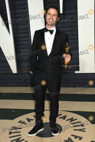 Alan Barillaro Photo - 26 February 2017 - Beverly Hills California - Alan Barillaro 2017 Vanity Fair Oscar Party held at the Wallis Annenberg Center Photo Credit Byron PurvisAdMedia