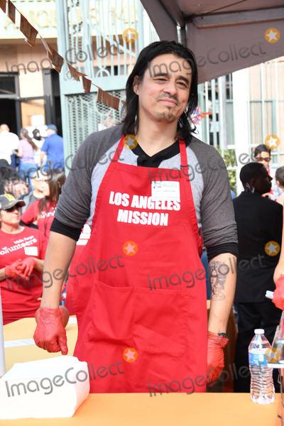 Antonio Jaramillo Photo - 21 November 2018 - Los Angeles California - Antonio Jaramillo 2018 LA Mission Thanksgiving held at LA Mission Photo Credit Birdie ThompsonAdMedia