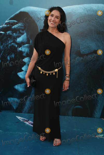 Alicia Coppola Photo - 06 August 2018 - Hollywood California - Alicia Coppola Warner Bros Pictures And Gravity Pictures Premiere Of The Meg held at TCL Chinese Theatre IMAX Photo Credit Faye SadouAdMedia