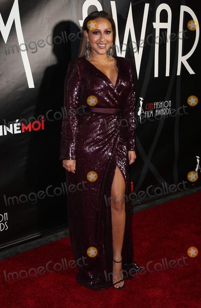 Adrienne Bailon Photo - 08 October 2017 - Hollywood California - Adrienne Bailon 4th Annual CineFashion Film Awards Photo Credit F SadouAdMedia