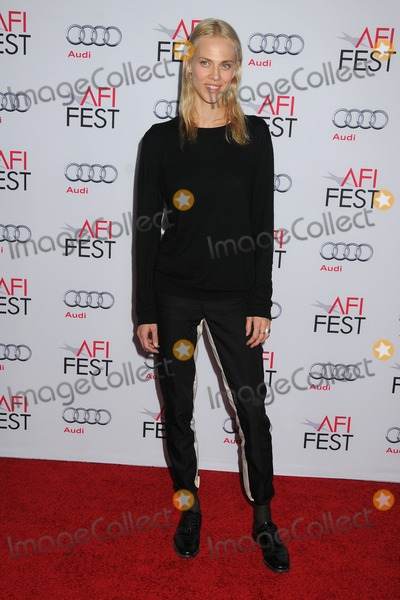 Aymeline Valade Photo - 11 November 2014 - Hollywood California - Aymeline Valade AFI FEST 2014 Screening of Saint Laurent held at the Dolby Theatre Photo Credit Byron PurvisAdMedia