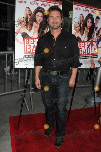 Aaron McPherson Photo - 29 July 2014 - Hollywood California - Aaron McPherson Behaving Badly Los Angeles Special Screening held at Arclight Cinemas Photo Credit Byron PurvisAdMedia