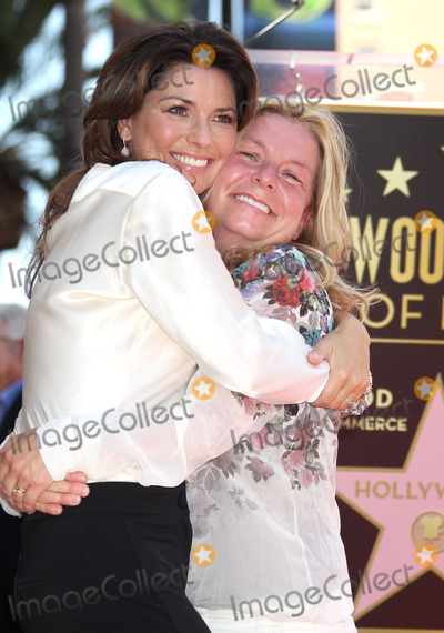 Anne Brown Photo - 02 June 2011 - Hollywood California - Shania Twain sister Carrie-Ann Brown Shania Twain Hollywood Walk Of Fame Induction Ceremony held on Hollywood Blvd Photo Credit Russ ElliotAdMedia