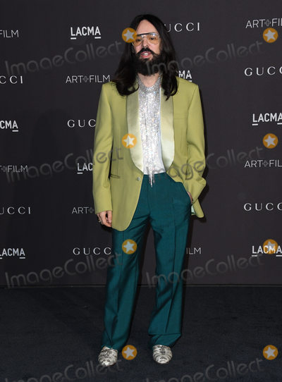 Alessandro Michele Photo - 03 November 2018 - Los Angeles California - Alessandro Michele 2018 LACMA Art  Film Gala held at LACMA Photo Credit Birdie ThompsonAdMedia