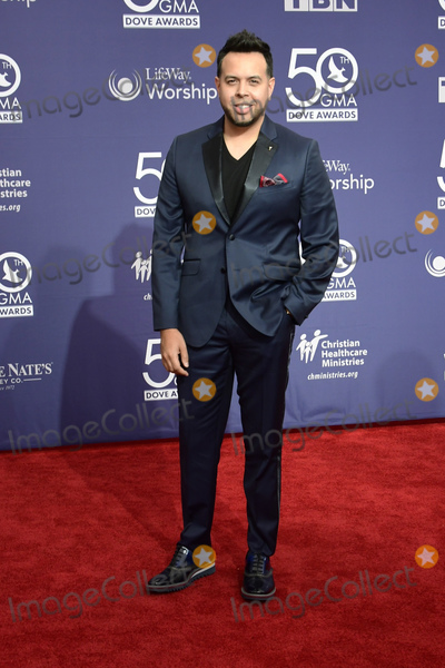 Andy Alemany Photo - 15 October 2019 - Nashville Tennessee - Andy Alemany 50th Annual GMA Dove Awards held at Lipscomb University Photo Credit Dara-Michelle FarrAdMedia