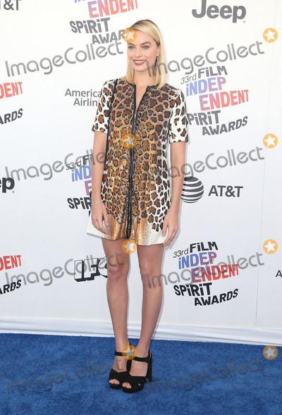 Margot Robbie Photo - 03 March 2018 - Santa Monica California - Margot Robbie 33rd Annual Film Independent Spirit Awards held at the Santa Monica Pier Photo Credit F SadouAdMedia