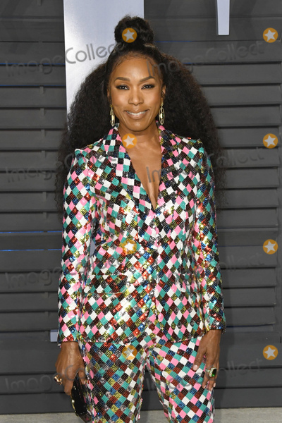 Angela Bassett Photo - 04 March 2018 - Los Angeles California - Angela Bassett 2018 Vanity Fair Oscar Party following the 90th Academy Awards held at the Wallis Annenberg Center for the Performing Arts Photo Credit Birdie ThompsonAdMedia