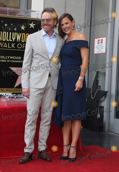 Bryan Cranston Photo - 20 August 2018 - Hollywood California - Bryan Cranston Jennifer Garner Jennifer Garner Honored with Star On The Hollywood Walk Of Fame Photo Credit Faye SadouAdMedia