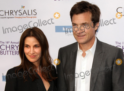 Amanda Anka Photo - 3 June 2017 - Los Angeles California - Jason Bateman with wife Amanda Anka 16th Annual Chrysalis Butterfly Ball held at a Private Residence Photo Credit AdMedia