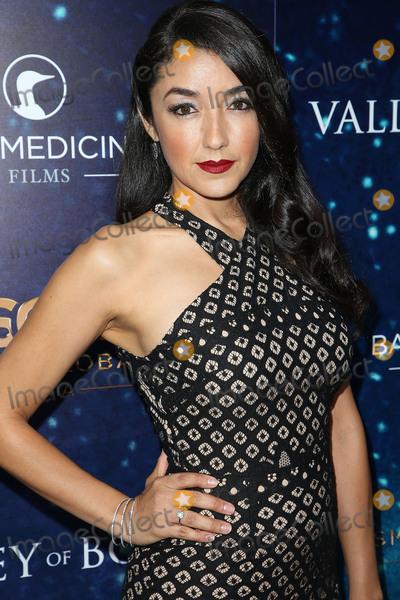 Yvette Yates Photo - 24 August 2017 - Hollywood California - Yvette Yates Valley Of Bones World Premiere held at Arclight Hollywood Photo Credit F SadouAdMedia