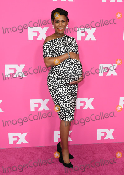 Angela Lewis Photo - 06 August 2019 - Beverly Hills California - Angela Lewis 2019 FX Networks Summer TCA held at Beverly Hilton Hotel Photo Credit Birdie ThompsonAdMedia