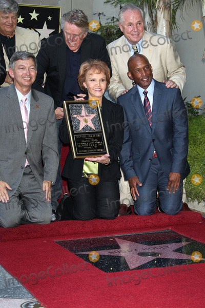 Maria Elena Holly Photo - 07 September 2011 - Hollywood California - Peter Asher Leron Gubler Phil Everly Gary Busey Maria Elena Holly Tom LaBonge Marty Shelton Buddy Holly posthumous STAR Induction into The Hollywood Walk of Fame on his 75th Birthday held in front of the Capital Records Building on Vine Street Photo Credit Russ ElliotAdMedia