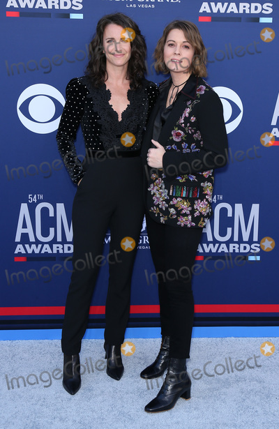 Brandi Carlile Photo - 07 April 2019 - Las Vegas NV - Brandi Carlile 54th Annual ACM Awards Arrivals at MGM Grand Garden Arena Photo Credit MJTAdMedia