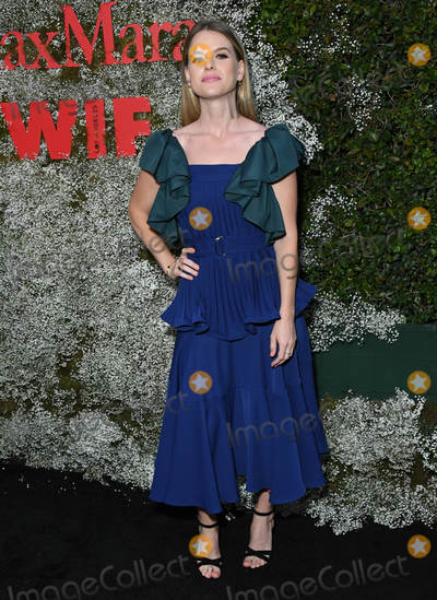Alice Eve Photo - 11 June 2019 - West Hollywood California - Alice Eve 2019 InStyle Max Mara Women In Film Celebration held at Chateau Marmont Photo Credit Birdie ThompsonAdMedia
