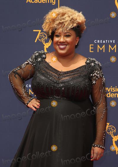 Ashley Black Photo - 09 September 2018- Los Angles California - Ashley Black  2018 Creative Arts Emmy Awards - Day 2 held at the Microsoft Theater LA LIVE Photo Credit Faye SadouAdMedia
