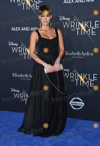Agnez Mo Photo - 26 February 2018 - Hollywood California - Agnez Mo Disneys A Wrinkle In Time World Premiere held at El Capitan Theatre Photo Credit Birdie ThompsonAdMedia