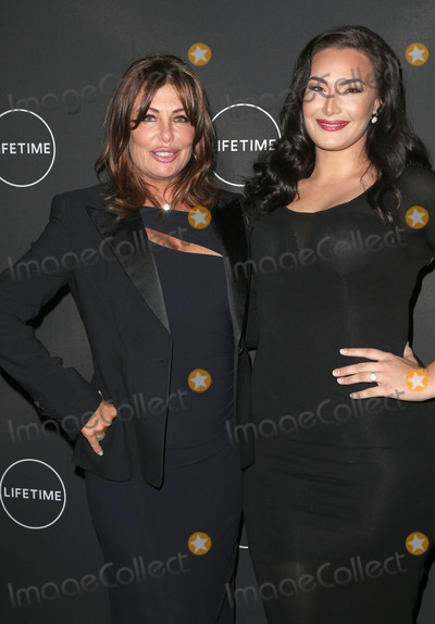 Andrea Schroder Photo - 16 August 2017 - Los Angeles California - Kelly LeBrock Arissa LeBrock Lifetimes New Docuseries Growing Up Supermodel Exclusive LIVE Viewing Party Hosted By Andrea Schroder Photo Credit F SadouAdMedia