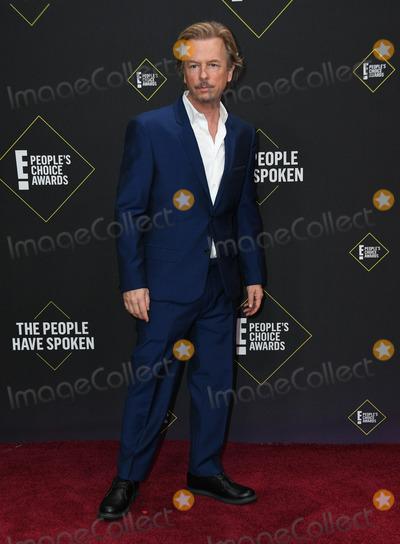 David Spade Photo - 10 November 2019 - Santa Monica California - David Spade 2019 Peoples Choice Awards held at Barker Hangar Photo Credit Birdie ThompsonAdMedia