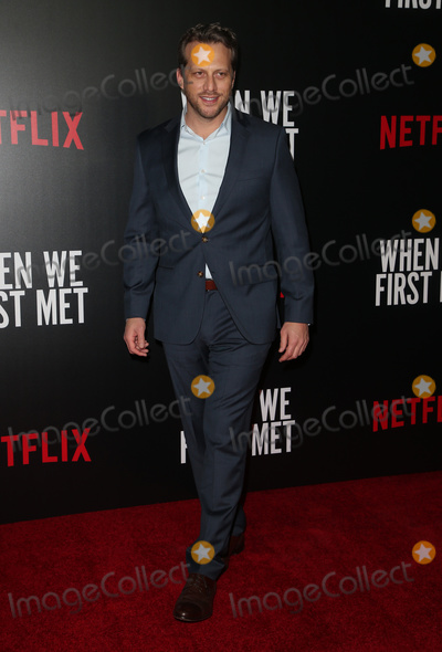 Ari Sandel Photo - 20 February 2018 - Hollywood California - Ari Sandel Special Screening of Netflix When We First Met held at Arclight Hollywood Photo Credit F SadouAdMedia