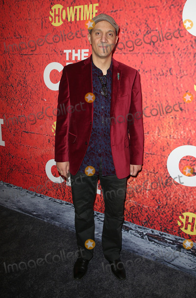 Amro Salama Photo - 03 January 2018 - Los Angeles California - Amro Salama Showtimes The Chi Los Angeles Premiere held at Downtown Independent Photo Credit F SadouAdMedia