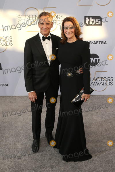 Chelsea Field Photo - 27 January 2019 - Los Angeles California - Chelsea Field Scott Bakula 25th Annual Screen Actors Guild Awards held at The Shrine Auditorium Photo Credit Faye SadouAdMedia