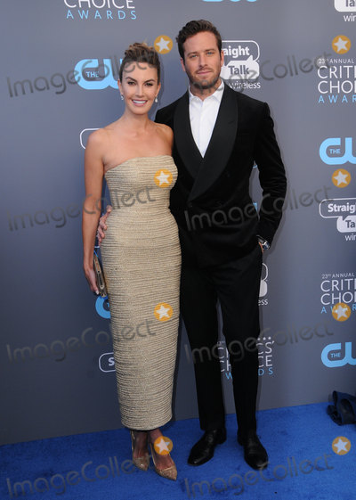 Armie Hammer Photo - 11 January 2018 - Santa Monica California - Armie Hammer 23rd Annual Critics Choice Awards held at Barker Hangar Photo Credit Birdie ThompsonAdMedia